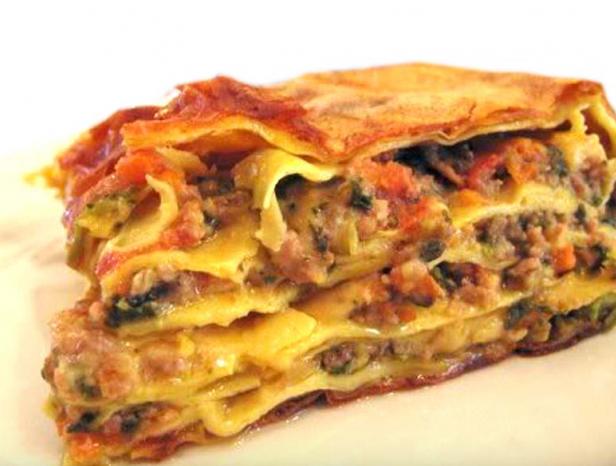 Lasagne all'Abruzzese